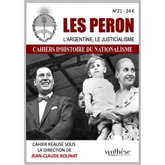 CHN 21 : Les Perón,...