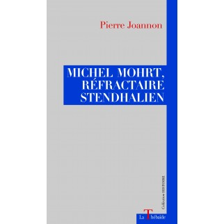 Michel Mohrt, réfractaire...