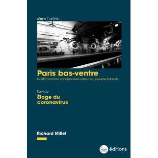 Paris bas-ventre. Le RER...