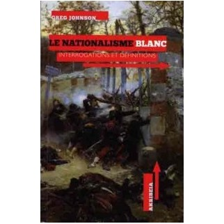 Le nationalisme blanc