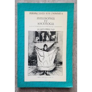 Philosophie et sociologie