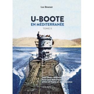 U-Boote en Méditerranée -...