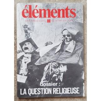 Revue Eléments n°17-18