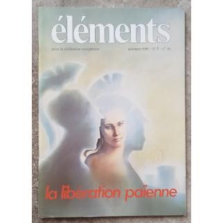 Revue Eléments n°36