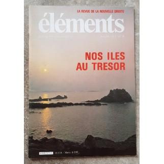 Revue Eléments n°39