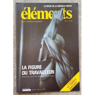 Revue Eléments n°40