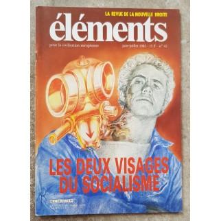 Revue Eléments n°42