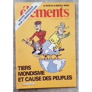 Revue Eléments n°48-49