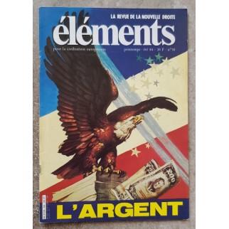 Revue Eléments n°50