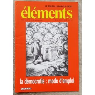 Revue Eléments n°52