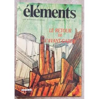 Revue Eléments n°60