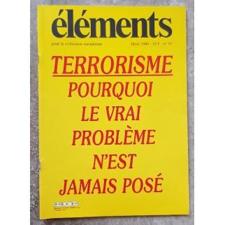 Revue Eléments n°61