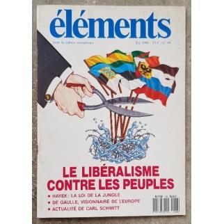 Revue Eléments n°68