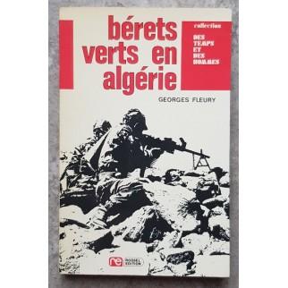 Bérets verts en Algérie