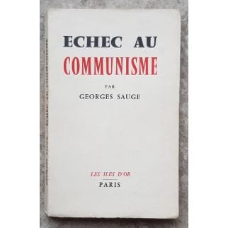 Echec au communisme