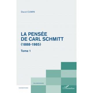 La pensée de Carl Schmitt...