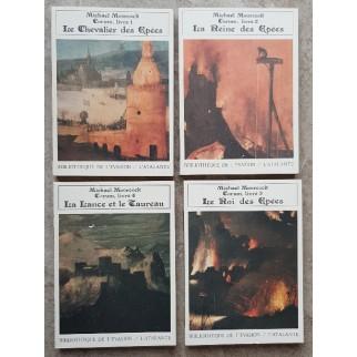 Corum. Livres 1 à 4.