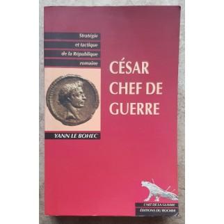 César, chef de guerre