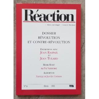 Réaction n°8