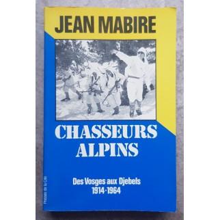 Chasseurs alpins. Des...
