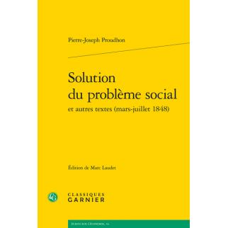 Solution du problème social...