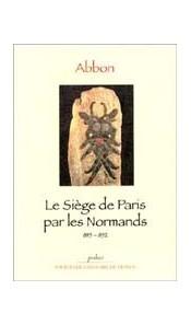 Le siège de Paris par les Normands