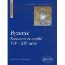 Bysance - Economie et société VIIe-XIIe siècle