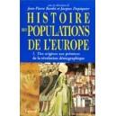 Histoire des populations de l'Europe - Tome 1