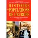 Histoire des populations de l'Europe - Tome 2
