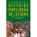 Histoire des populations de l'Europe - Tome 3