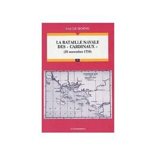 """La Bataille des """"Cardinaux"""" : 20 novembre 1759"""