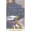 Mémoires d'un agent royaliste