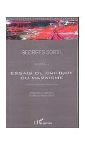 Essais de critique du marxisme et autres études sur la valeur travail