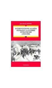 Interventions alliées pendant la guerre civile russe (1918-1920)
