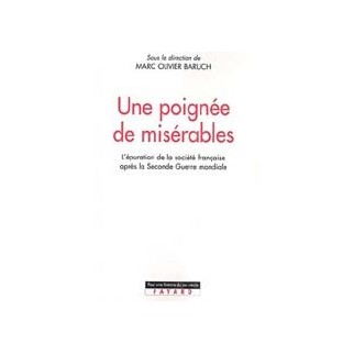 Une poignée de misérables - L'épuration (1944-1952)