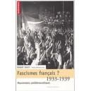 Fascisme français ? 1933-1939