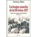 La longue marche de la division 157