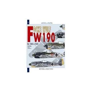 Focke Wulf FW190. De 1940 à 1945