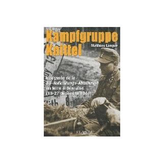 Kampfgruppe Knittel - L'odyssée de la SS-Aufklärungs-Abteilung en terre ardenaise (16-27 décembre 1944)