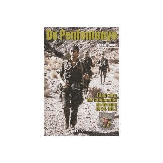 De Penfentenyo - Itinéraire du Commando de Marine 1954-1962