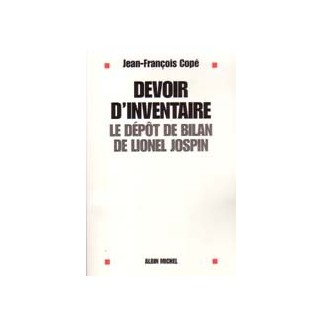 Devoir d'inventaire - Le dépôt de bilan de Lionel Jospin