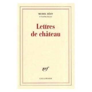 Lettres de château