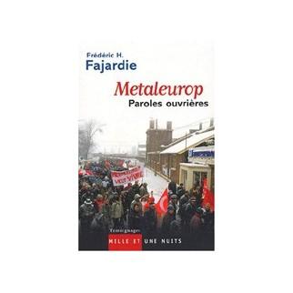 Metaleurop - Paroles ouvrières