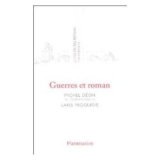 Guerres et roman