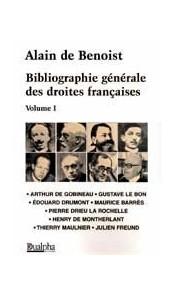 Bibliographie générale des droites françaises
