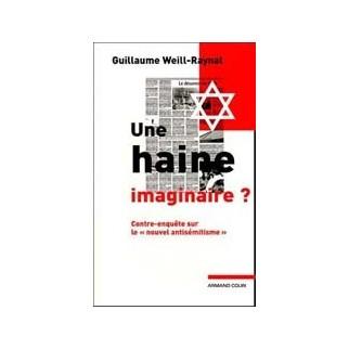 """Une haine imaginaire ? Contre-enquête sur le """"nouvel antisémitisme"""""""