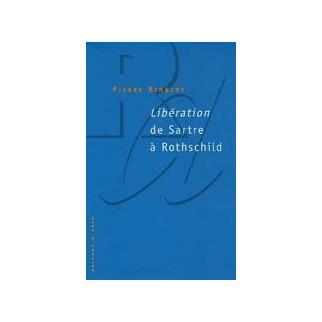 Libération de Sartre à Rotschild