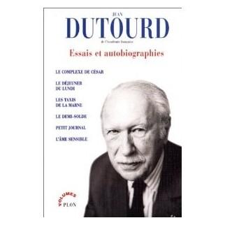 Essais et autobiographies