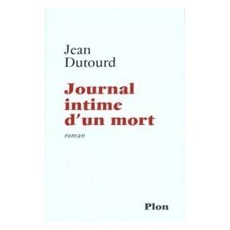 Journal intime d'un mort