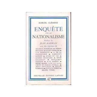 Enquête sur le nationalisme